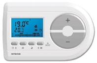 Cronotermostati s e c i barletta vendita materiale for Bpt termostato istruzioni